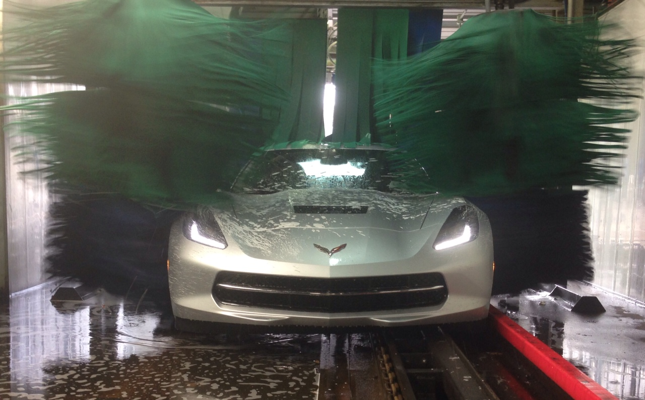 Full Service Car Washes